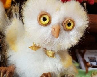 Plush owl toy Stuffed owl Owl pillow Owl Stuffed animal owl Cuddly owl Miniature owl Owl doll Toy owl Owl lover gift Colorful owls