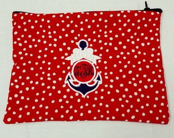 Anchor Make up bag