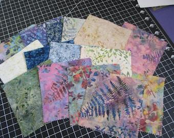pre cuts + fabric bundle