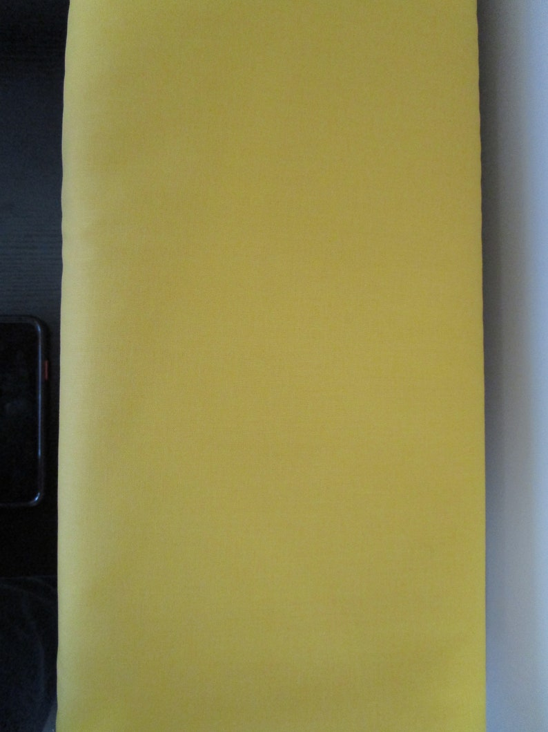 cotton fabric Springs Creative Natural Charm 2 Collection Yellow Natural Charm Solid