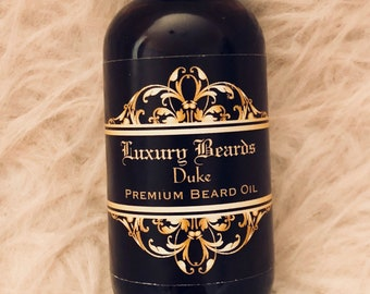 Duke Premium Beard Oil