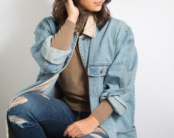 90s Vintage RALPH LAUREN Denim Jacket