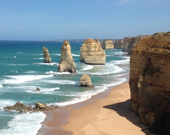 Photograph Great Ocean Road Victoria Australia