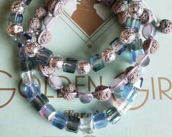 Mermaid Stack - Set of 3 bracelets