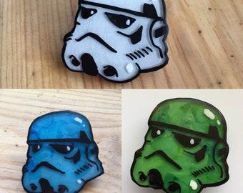 Stormtrooper Pin (n'importe quelle couleur!)