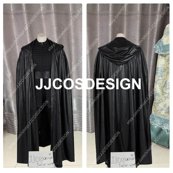 Customize Star Wars The Rise Of Skywalker Cosplay Costume Kylo Etsy