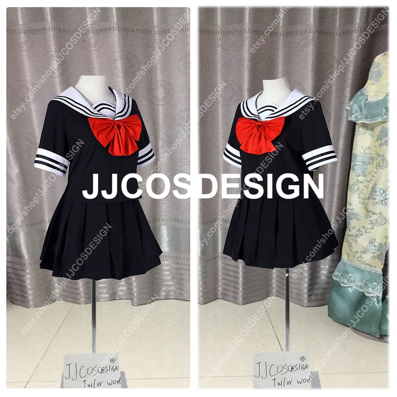 Customize Magical Girl Site Aya Asagiri Cosplay Costume Tsuyuno Anime Cosplay Nijimi Anazawa Costume on Your Size