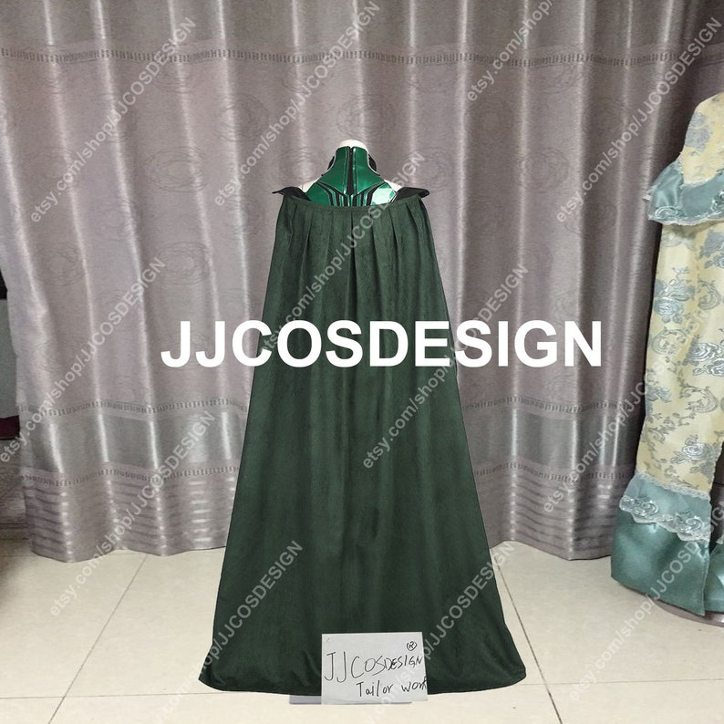 Customize Thor Ragnarok Hela Cosplay Costume on Your Size