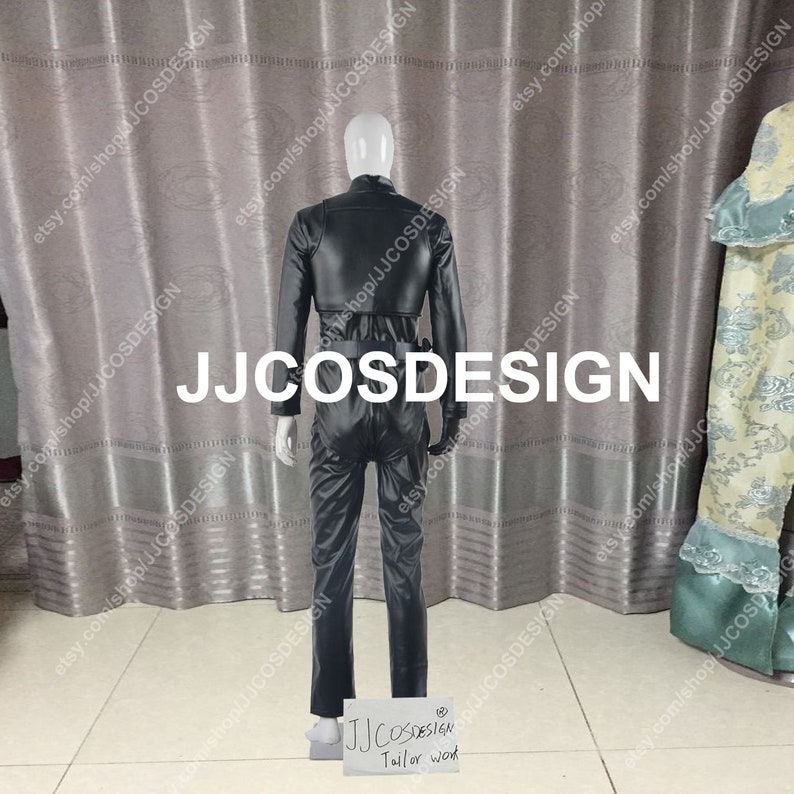 Customize Star Wars Cosplay Luke Skywalker Black Side Cosplay Costume on Your Size