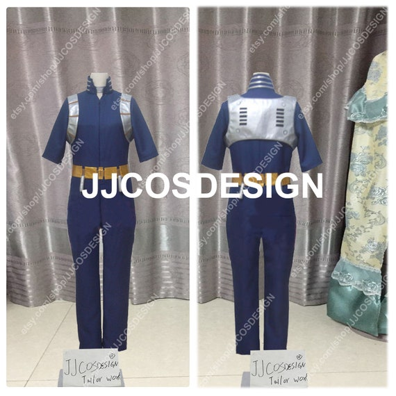 Customize My Hero Academia Boku No Hero Academia Shoto Todoroki Cosplay Costume On Your Size