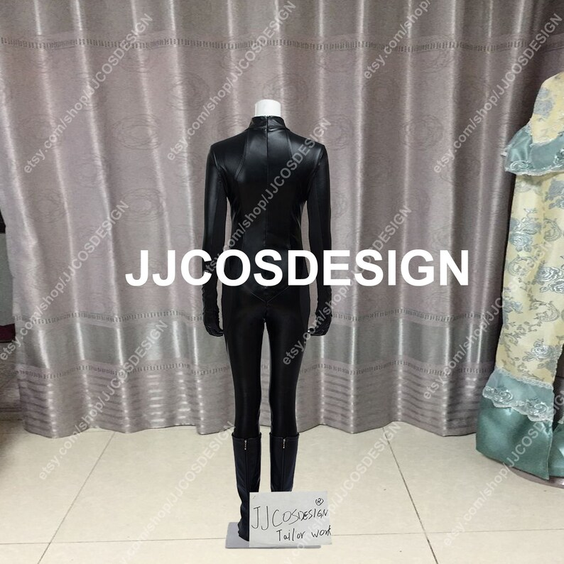 Customize Ant Man Wasp Janet van Dyne Cosplay Costume on Your Size