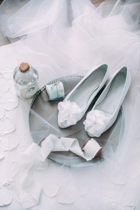ballet low flats flats Lace shoes bridal white flats wedding ballet shoes shoes flats wedding Wedding bridal shoes wedding wedding 0T0qU