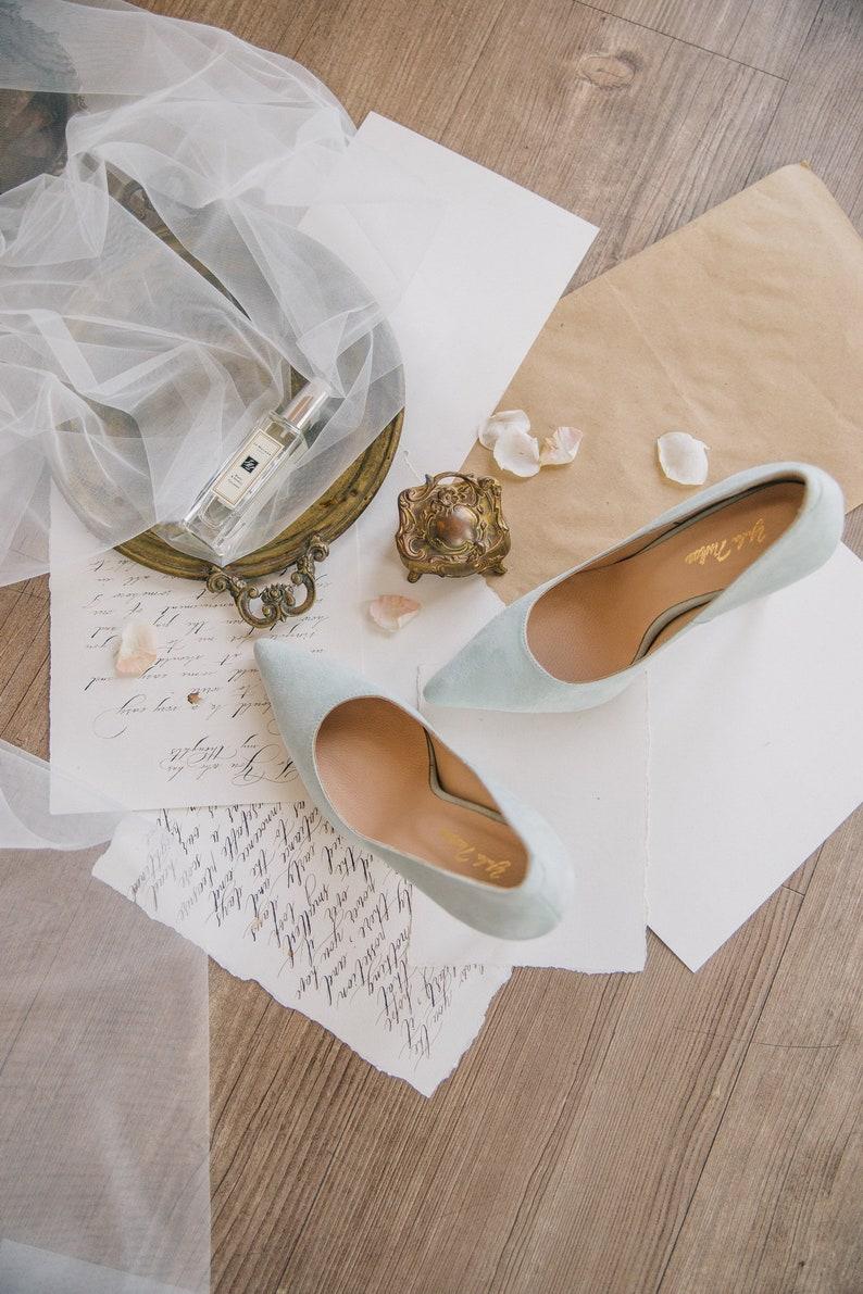 Wedding shoes \u2022 white wedding shoes \u2022 bridal shoes \u2022 wedding heels \u2022 white shoes \u2022 white heels \u2022 mint shoes \u2022 bridal wedding heels