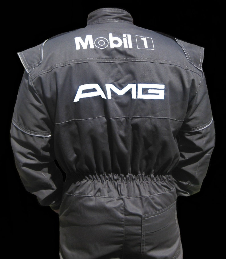 ab362451cd77 BMW VW Mechanic Overall Work Wear Boiler Suit