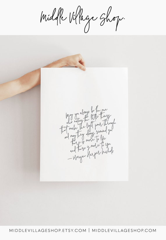 image about Quote Printable named Morgan Harper Nichols Estimate DOWNLOADABLE prints Typography VERTICAL HORIZONTAL Minimalist Printable Good prices Inspirational offers
