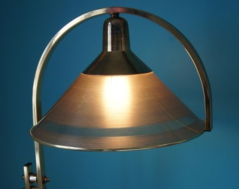 Mid Century Modern Underwriters Lab Large Desk Lamp 1960's -70's