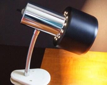 Metal clamp lamp   Etsy