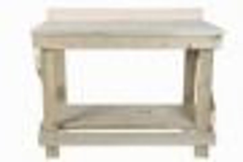 Pleasant 4Ft Glued Top Heavy Duty Workbench With Small Rear Upstand Ocoug Best Dining Table And Chair Ideas Images Ocougorg
