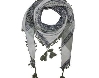 schwarz Indisches Muster Hochwertiges Tuch im Pali-Look bordeauxrot