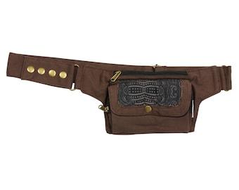 Belt bag - Flint - Pattern 04 - Belly bag - Hip bag