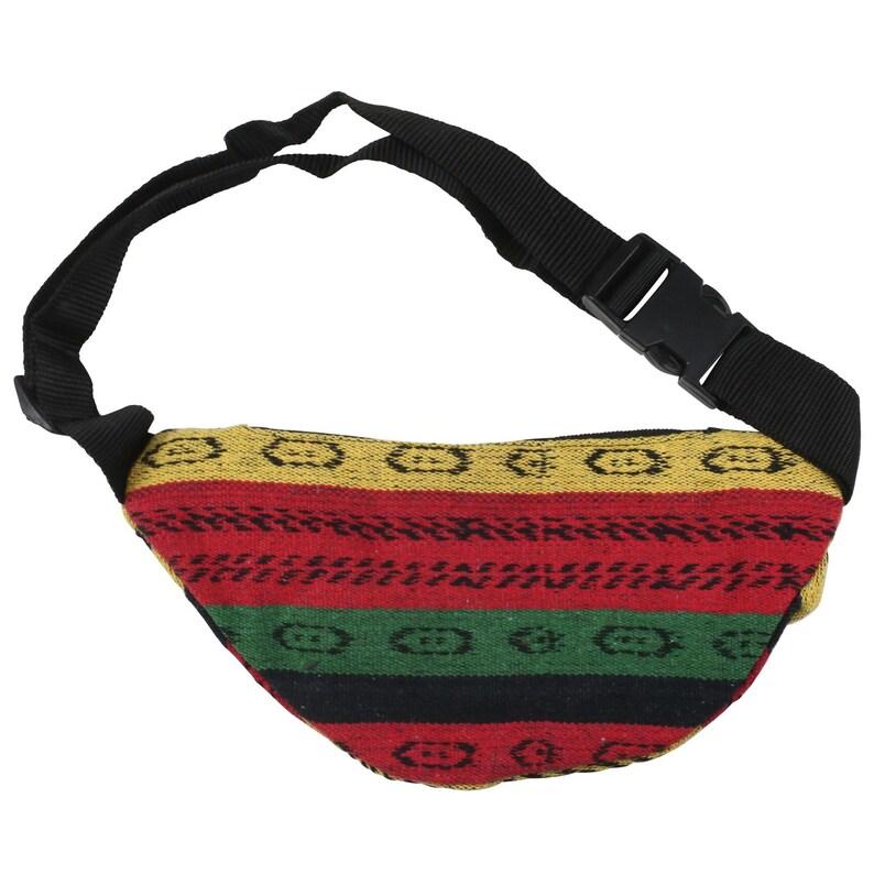 Belt Bag Lou Pattern 01 Belt Bag Hip Bag