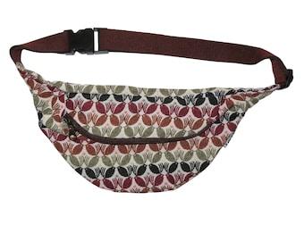Belt bag Adam pattern 09 belly bag hip bag