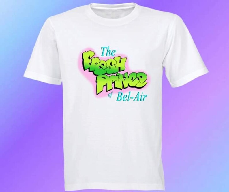 f8062928 Fresh Prince Of Bel Air Graphic Tee | Etsy