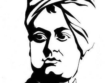 Swami Vivekananda - art work