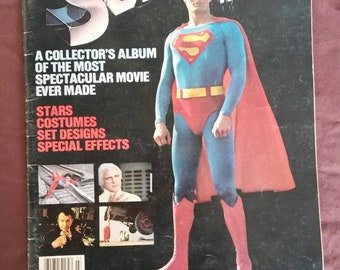 Superman the movie collector's guide