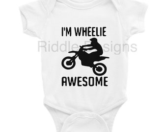 Im wheelie awesome