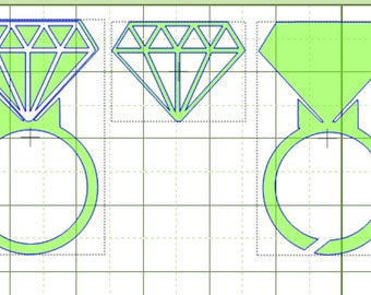 Diamond Ring .MTC & .SVG