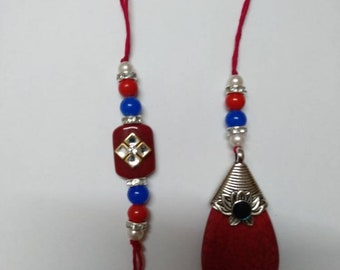 Vintage Stone pair