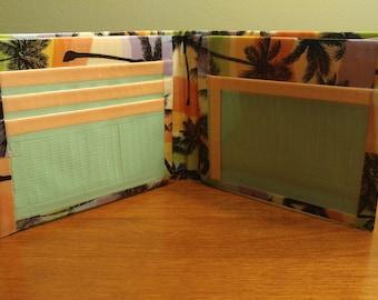 Sunrise Duct Tape Bi-fold Wallet