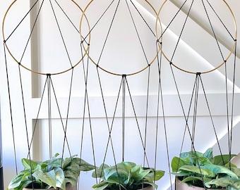 Simply Modern Macrame Plant Hanger