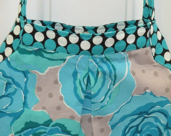 Purse, Teardrop Style, Long Shoulder Strap