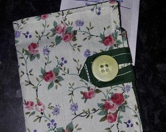 Teabag Wallet floral