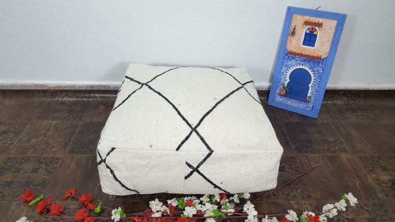 stuffed floor pillow large floor cushions moroccan square pouf pouf ottoman large pillows floor pillows large pillows pouf