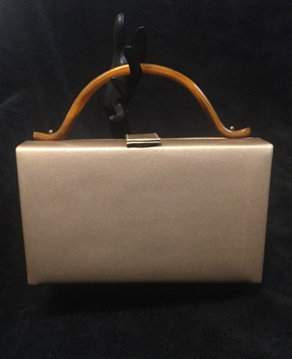 1950s Lucite Purse By Lewis