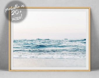 picture regarding Printable Beach Pictures identify Printable beach front artwork Etsy