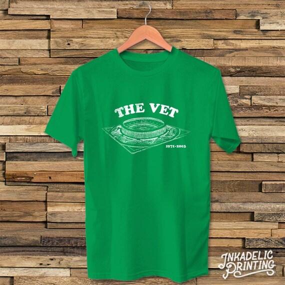 The Vet Veterans Stadium T-Shirt Philadelphia South Philly  dcec7eee6