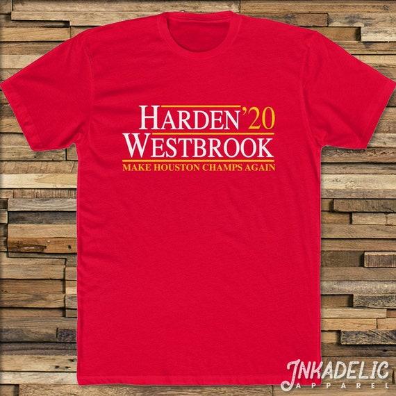 Custom Houston Rockets Vintage Hoodie Sweater Super Soft Retro throwback