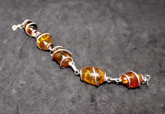 Authentic Baltic Amber Armband