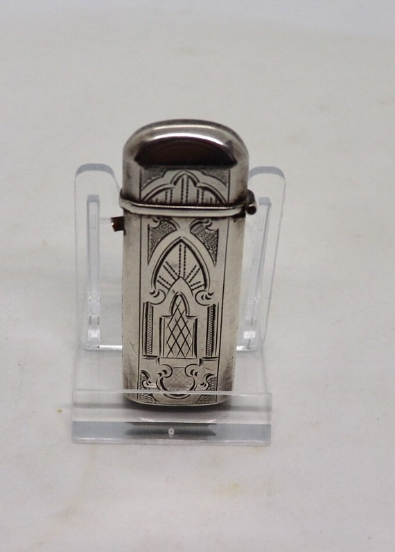 Art Nouveau Silver Tinter box