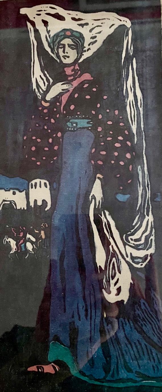 Wassili Kandinsky (1866-1944) Die Nacht