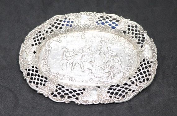 Hanau Silver 19 Century Br. Dingeldein
