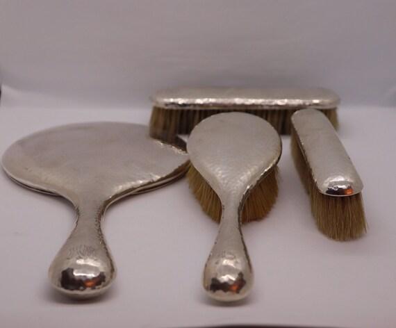 925 Silver 1919 Art Deco Ladies Vanity Set