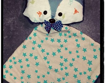 Fox plush