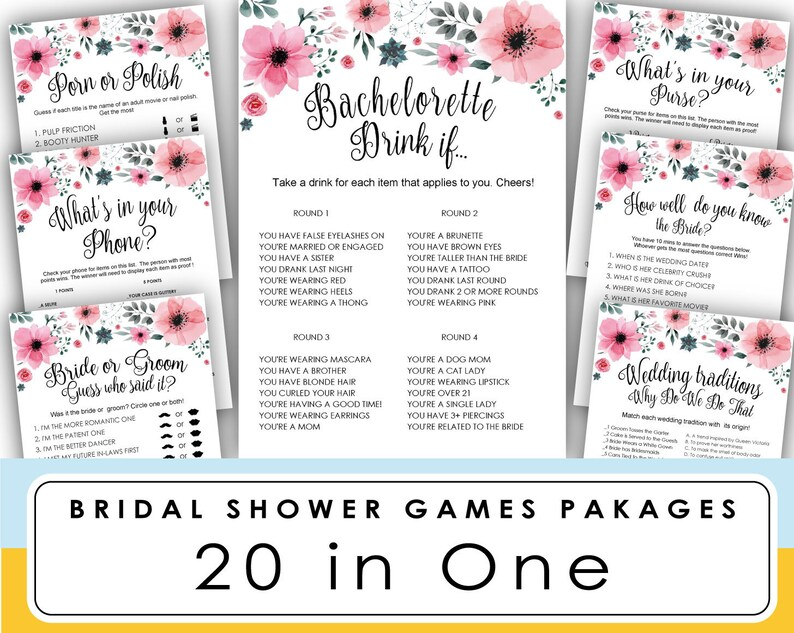 photo about Printable Bachelorette Games titled Bachelorette Occasion Video games . Consume If Recreation . Printable Bachelorette Online games . Hens Night time, Rooster Occasion . bachelorette social gathering . bachelorette video games