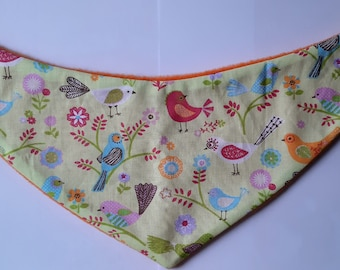 Triangle scarf, scarf for toddlers