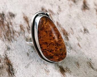 Meditrina Ring